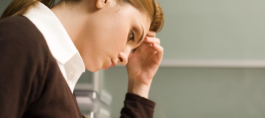 l'anxiété et la dépression